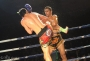 Masood  Izadi  defeated  The  MUAY THAI Champion  of  New  Zealand